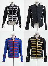 My Chemical Romance Military Parade Jacket Costume 4 colors *Custom Made*