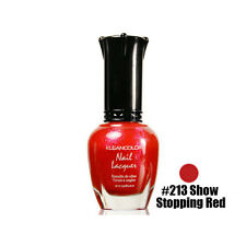 1 Kleancolor Nail Polish Lacquer #213 Show Stopping Red Manicure