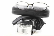 OAKLEY OX 3107-0255 Whisker 6B Pewter 55mm RX Eyeglasses NWC AUTH OX3107