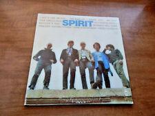 Lp-SPIRIT-The Best of-1973-Mechanical World, Fresh Garbage, Dark Eyed Woman