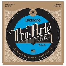 D Addario EJ46 Classical Guitar Strings 3 sets pack Pro Arte Hard Tension