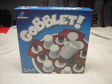 GOBBLET! Strategy game INCOMPLETE