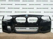 BMW 1 SERIES F20 F21 M SPORT FRONT BUMPER IN BLACK [B420]