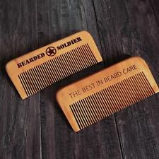 Bearded Soldier Brand Classic Wood Beard Comb