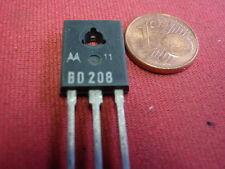TRANSISTOR BD208 PNP NF/S-L 70V 10A 90W  2Mhz   gr. BAUFORM             22439-43