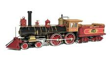 "Elegant, finely detailed model train kit by OcCre: the ""Rogers 119 Locomotive"""