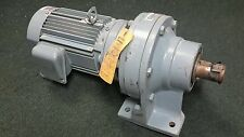 SUMITOMO CYCLO DRIVE CNHM05-4115DB-AV-104 TYPE TC-FV INDUCTION MOTOR 1735RPM NEW