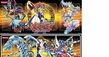 Yugioh  Dark Magician Girl + Blue-Eyes white Dragon  Playmat Mouse Pad Mat