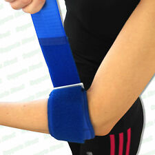 Tennis Golfer Elbow Strap Epicondylitis Wrap Brace Support Lateral Pain Syndrome