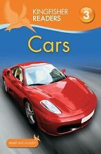 Kingfisher Readers L3: Cars (Kingfisher Readers. Level 3)