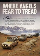 Land Rover & Range Rover Across The Atlas Mountains 1995 UK Market Brochure