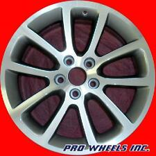 "FORD FUSION 18X7.5"" MACHINED GRAY FACTORY ORIGINAL WHEEL RIM 3705 A"