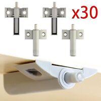 30/20/10 Kitchen Cabinet Door Drawer Soft Quiet Close Closer Damper Buffer+Screw