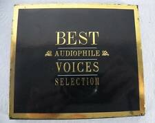 2006 Best Audiophile Voices Selection CD Premium PR27905