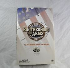 """CIVIL WAR BROTHERHOOD OF ARMS 12"""" COLLECTION US 2nd WISCONSIN INFANTRY 4203"""