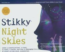 Stikky Night Skies: Learn 6 constellations, 4 stars, a planet, a galaxy, and ho