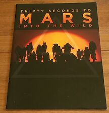 Thirty Seconds To Mars - Into The Wild Tour Programme