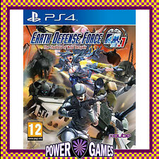 Earth Defense Force 4.1: The Shadow of New Despair PS4 (Sony PlayStation 4) BN
