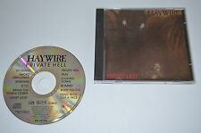 Haywire - Private Hell / We Bite Reocrds 1990 / West Germany 1st. Press