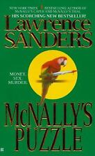 McNally's Puzzle by Lawrence Sanders (Archy Mcnally #6)  (1997 Paperback) FF1773