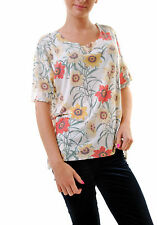 Wildfox Women's Wild Daisy Overland Tunic Open Back Multi Size S RRP £70 BCF611