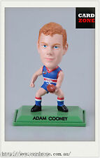 2008 Select AFL STARS COLOR FIGURINE NO.46 Adam Cooney (Western Bulldogs)