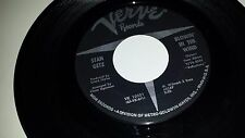 STAN GETZ Blowin' In The Wind / Reflections VERVE 8554 JAZZ 45 7""