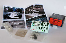 Tameo Kits Williams Ford FW07B GP Monaco 1980 Winner C. Reutemann SLK 022 1/43