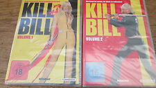 DVD - Kill Bill 1&2  / 2-DVD-Box / Quentin Tarantino / #9643