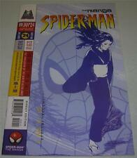 SPIDER-MAN: THE MANGA #24 (Marvel Comics 1999) by Ryoichi Ikegami (FN/VF) RARE!