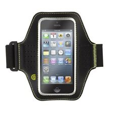 GRIFFIN TRAINER SPORTS RUNNING ARMBAND CASE IPHONE 5 5S 5C SE IPOD BLACK GB36033