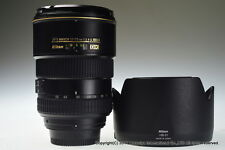 NIKON AF-S DX NIKKOR ED 17-55mm f/2.8G SWM IF Excellent