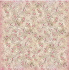 Craft Rice, Silk Paper,  Napkin for Classic DECOUPAGE, Rosa