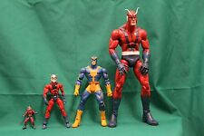 Marvel Legends Giant Man Baf con Goliath, Antman y Avispa