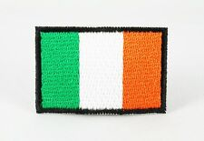REPUBLIC OF IRELAND IRISH NATIONAL FLAG MEDIUM IRON/SEW ON PATCH BADGE