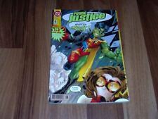 JLA Special: YOUNG JUSTICE #  6 -- Dino 1. Auflage 1999 / Y. Just. ist erledigt