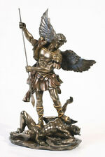 Arcangel San Miguel Saint Michael Statue Lucifer Divinty Collection