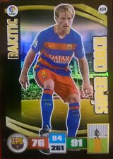 IVAN RAKITIC SUPER CRACK Nº 439 FC BARCELONA ADRENALYN XL LIGA BBVA 2015 2016