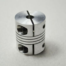 Flexible Coupling Stepper Motor BR 4mm to 5mm CNC Parts Router Mill D20 L25
