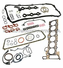 ENGINE CYLINDER HEAD + LOWER CRANKCASE GASKET SET for BMW E46 X5 11127507597 SET