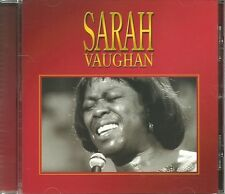 SARAH VAUGHAN CD - EAST OF THE SUN, NO SMOKE BLUES & MORE