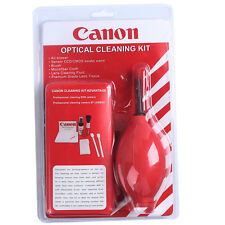 7in1 PRO professional Lens Cleaning kit + Red Air Brower for Canon EOS 700D