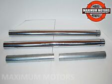 FRONT FORK TUBES 49 MM HARLEY DYNA WIDE GLIDE FXDWG 2006 AND NEWER