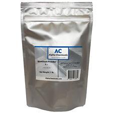 1 lb Aluminum Powder - 5 µ -3000 Mesh  - Super Fine
