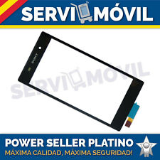 Pantalla Tactil Para Sony Xperia Z1 L39h  Negra Digitalizador Negro Touch Screen