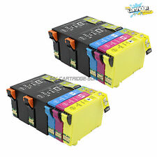 10 PK T252XL Ink FOR Epson Workforce WF-3620 WF-3640
