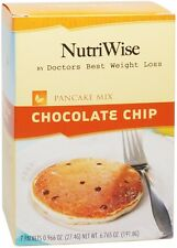 NutriWise - Chocolate Chip High Protein Diet Pancake Mix Ideal Weight Loss (7)