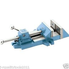 "4"" QUICK RELEASE METAL STEEL VISE FOR DRILL PRESS DRILLING MILLING MACHINE TOOL"