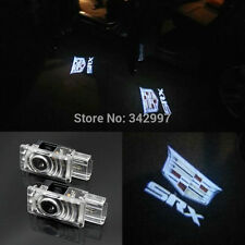 2x Ghost LED Door Step Courtesy Shadow Laser Lights For Cadillac SRX 2011-2016