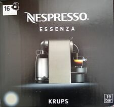 Krups Nespresso Coffee Machine **Essenza**Auto Espresso Earth Finish XN2140